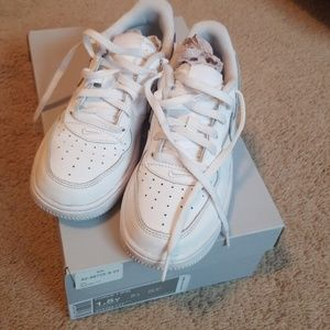 Boy air force sneakers